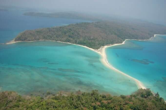 Ross and Smith Island Diglipur Andaman