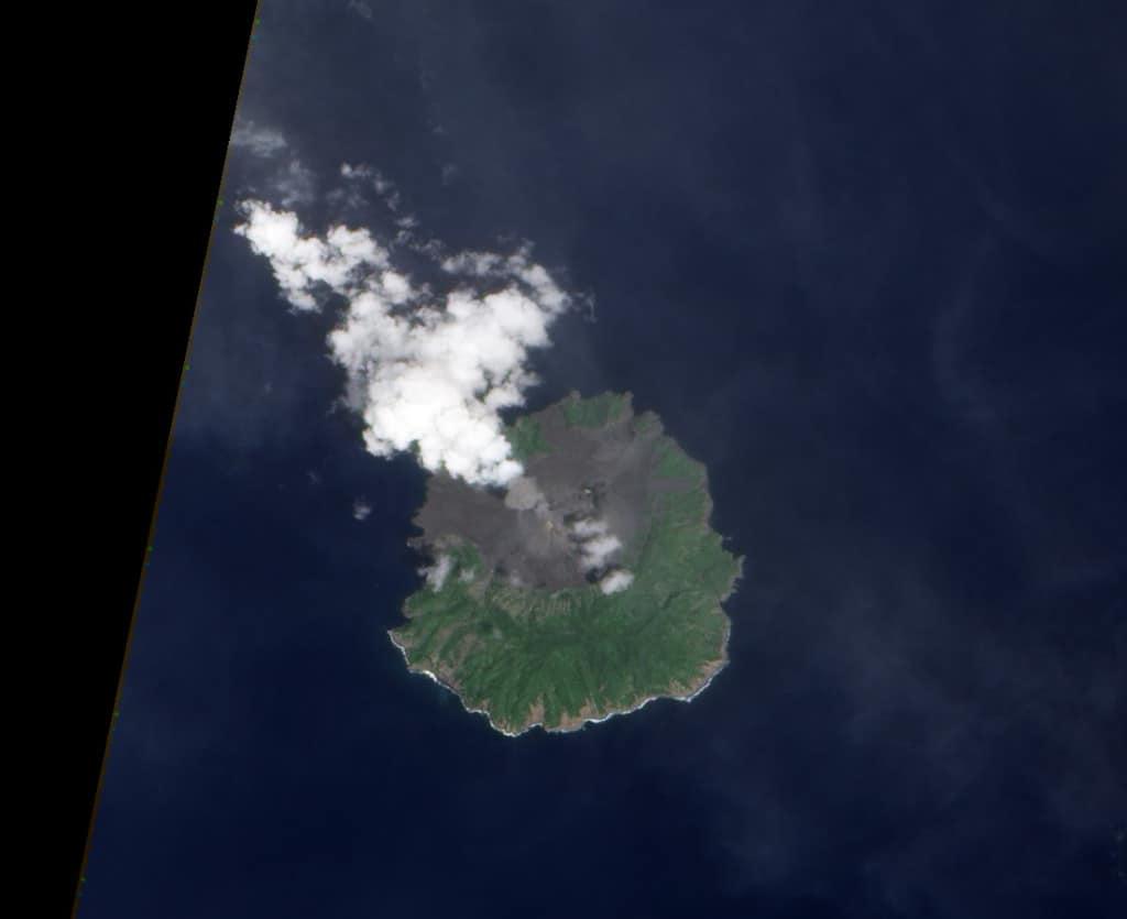 Barren Island andaman