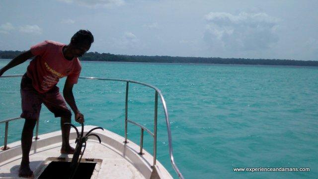 Islands around Havelock Island