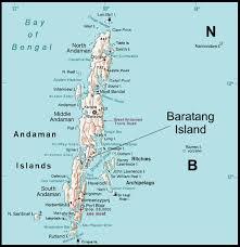 Andaman Map
