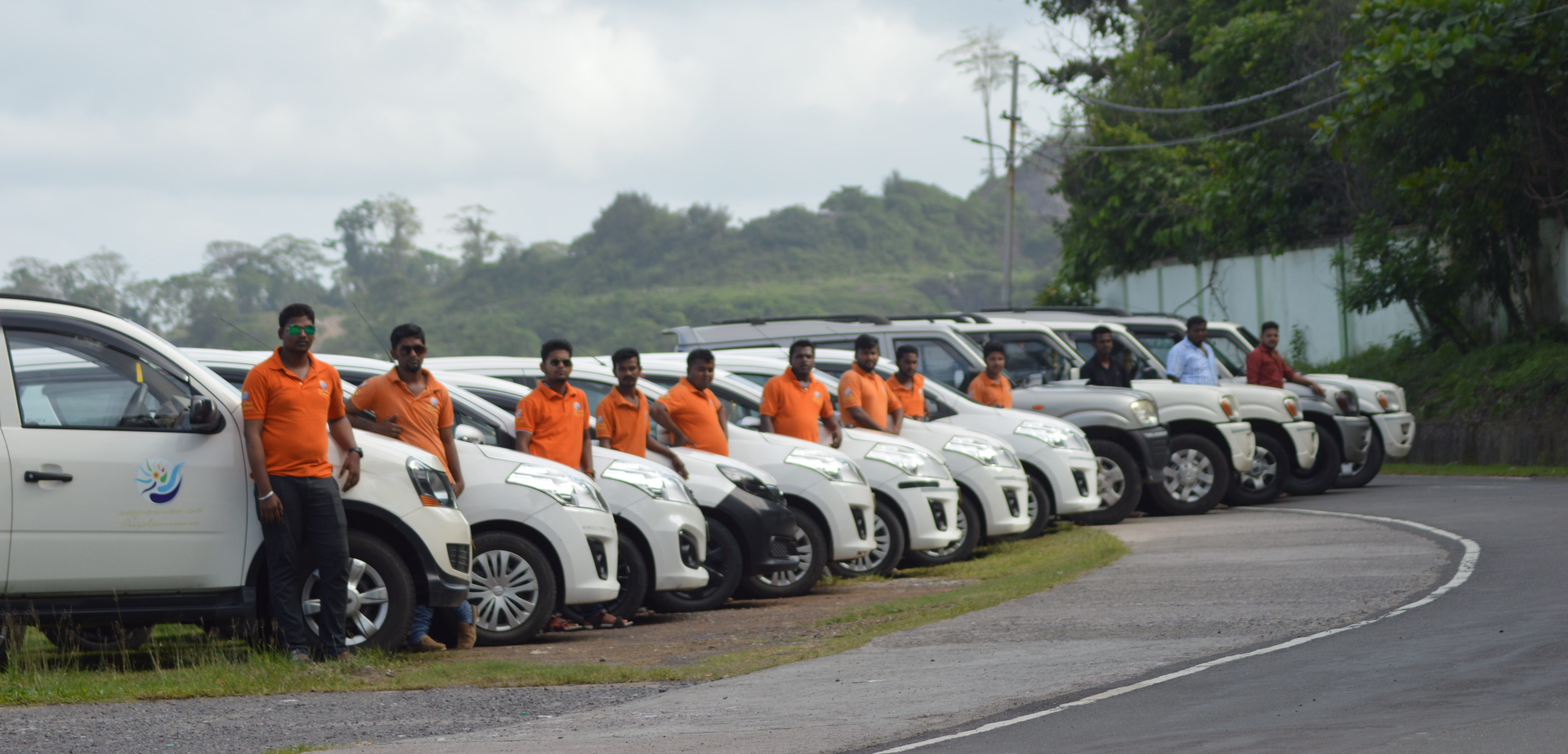 cabs in andaman