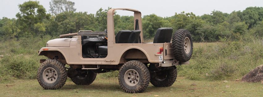 offroad jeep andaman