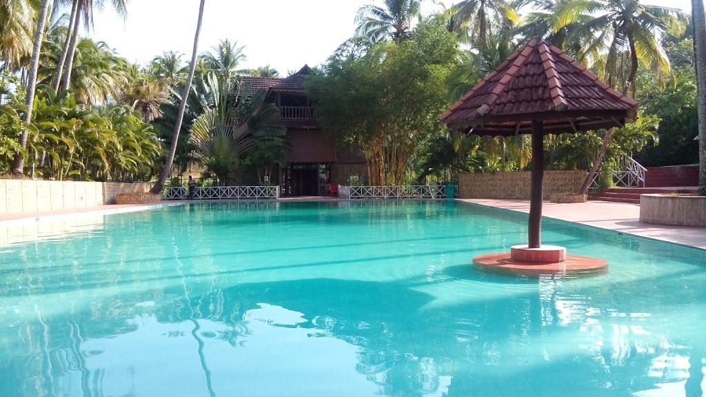 Luxury resort in andam