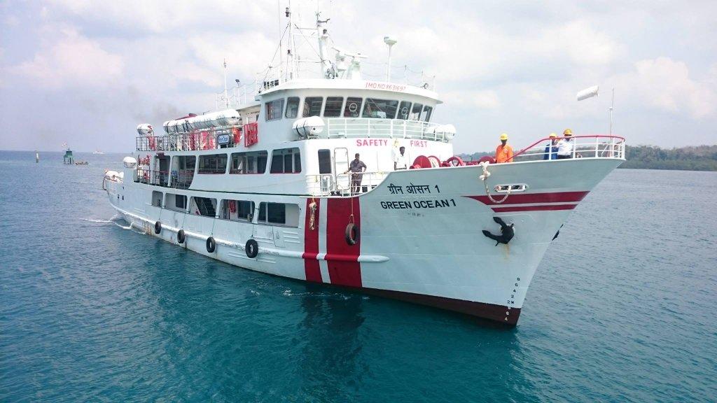 Ship Cruise To Andaman Islands From Chennai Kolkata And