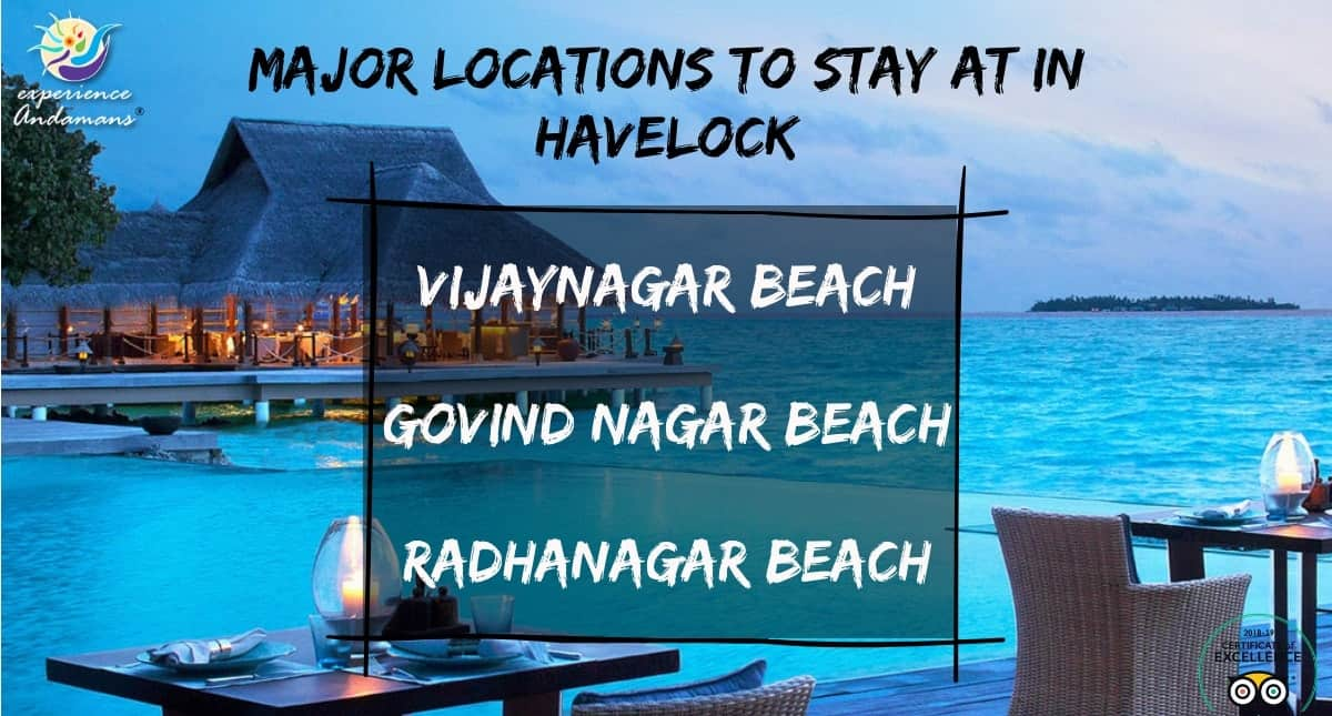 location to stay in Havelock Island
