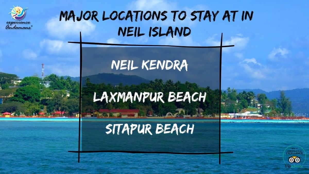 places to stay at neil island